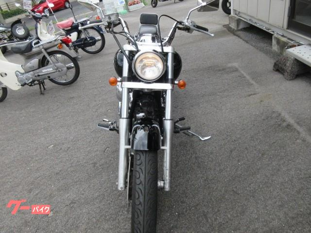 ヤマハ ドラッグスター400 カスタムの画像(広島県