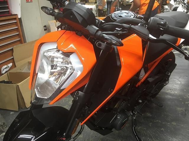 KTM 250デュークの画像(広島県