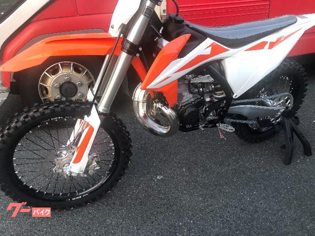 KTM 250SXの画像(広島県