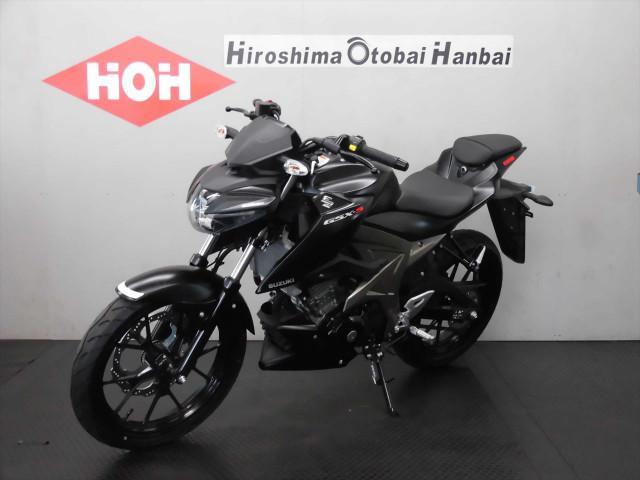 スズキ GSX-S125 ABSの画像(広島県