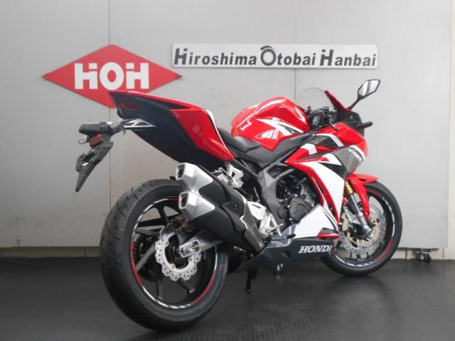 ホンダ CBR250RR ABSの画像(広島県
