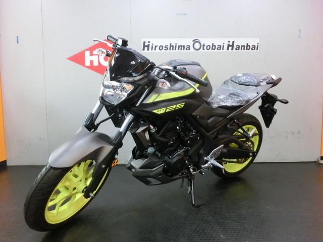 ヤマハ MT-25 2018年モデルの画像(広島県