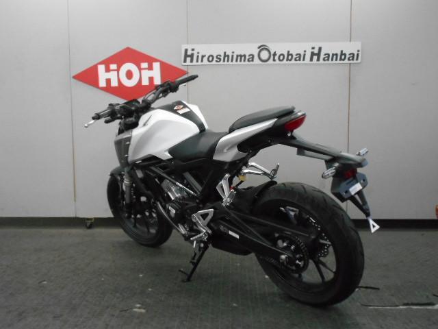 ホンダ CB125Rの画像(広島県