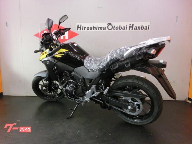 スズキ V-ストローム250 ABS L9モデルの画像(広島県