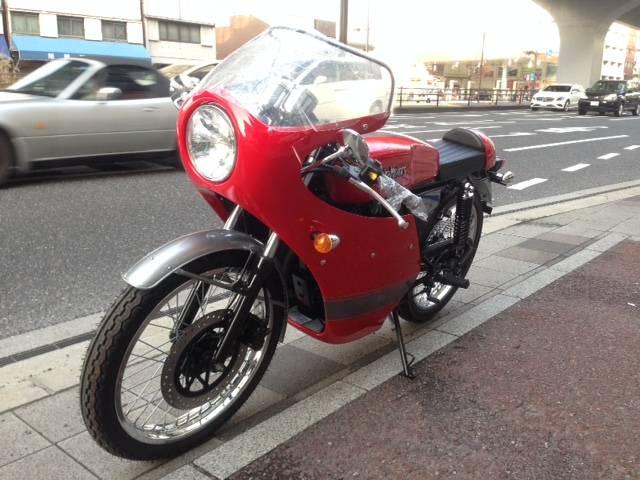 SNAKE MOTORS 77の画像(広島県