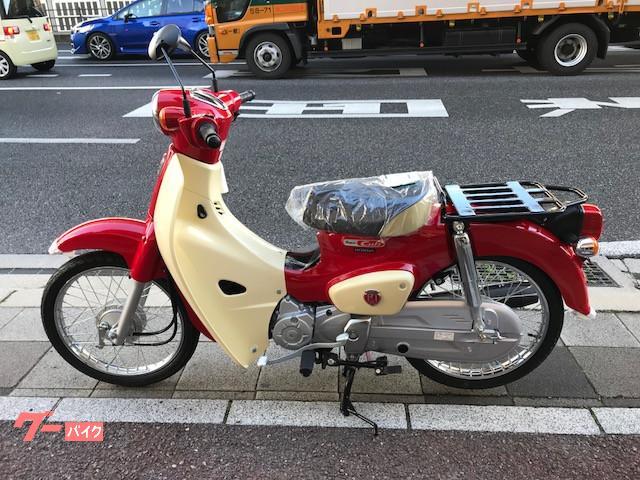 ホンダ スーパーカブ50の画像(広島県