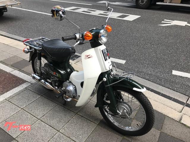 ホンダ スーパーカブ90DXの画像(広島県