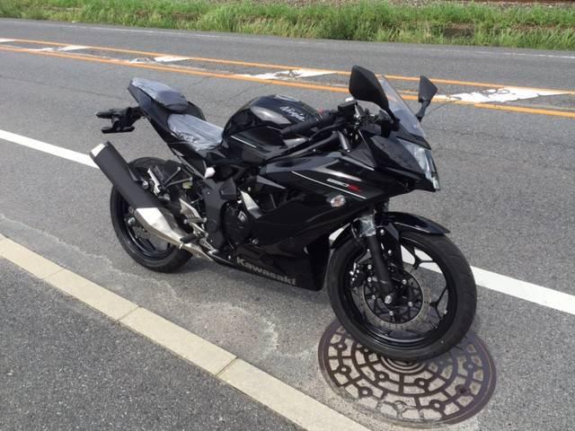 カワサキ Ninja 250SLの画像(広島県