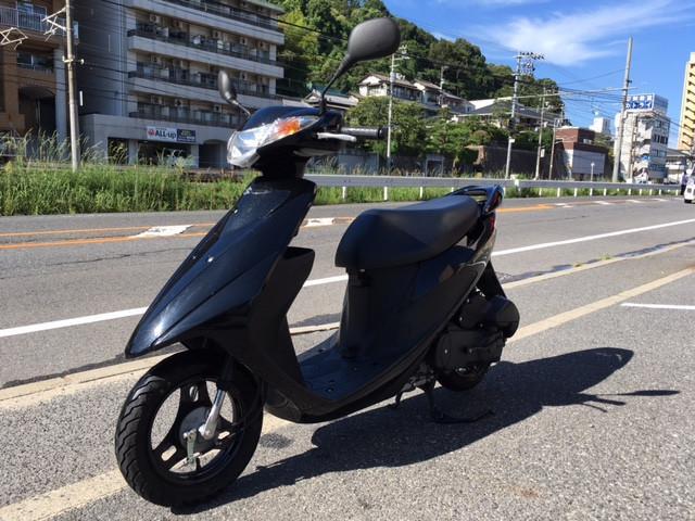 スズキ アドレスV50の画像(広島県