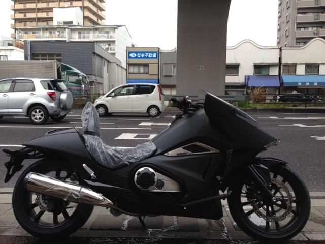 ホンダ NM4-01の画像(広島県