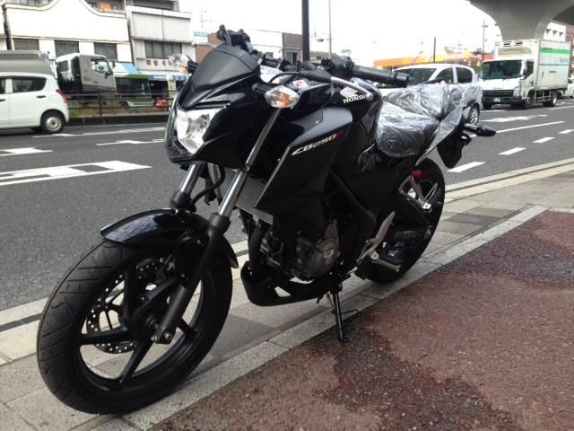 ホンダ CB250Fの画像(広島県