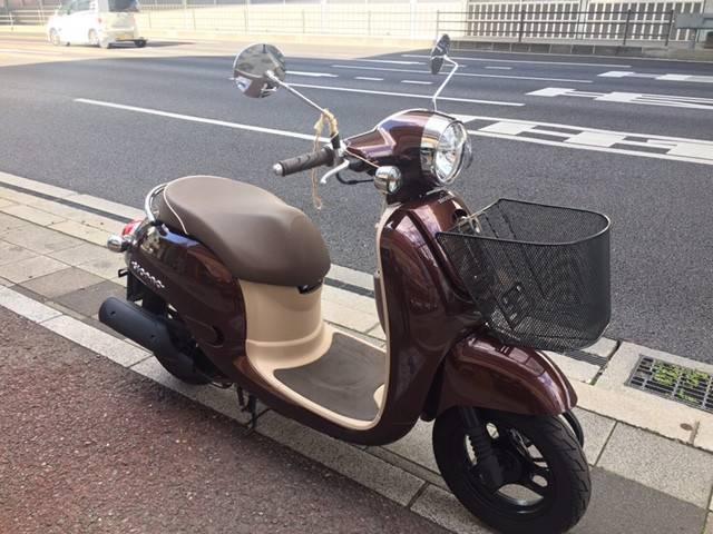 ホンダ ジョルノDXの画像(広島県