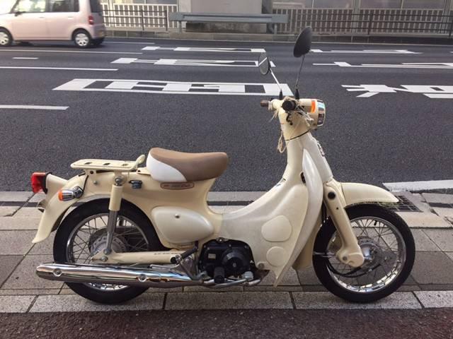 ホンダ リトルカブの画像(広島県