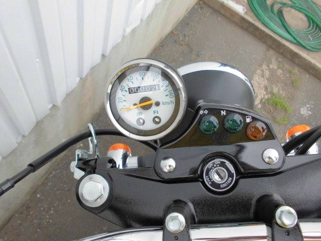スズキ バンバン200の画像(鳥取県