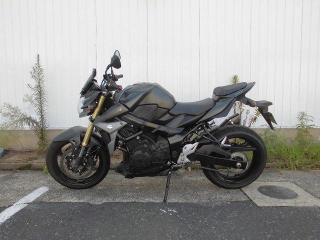 スズキ GSR750の画像(鳥取県