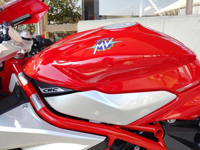 MV AGUSTA F3 800の画像(岡山県