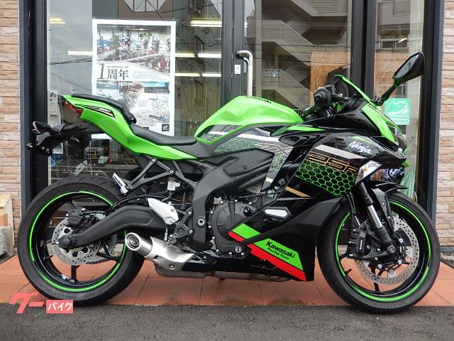 Ninja ZX−25R SE KRT ABS スライダー