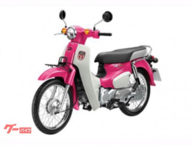 スーパーカブ110 2021 タイ