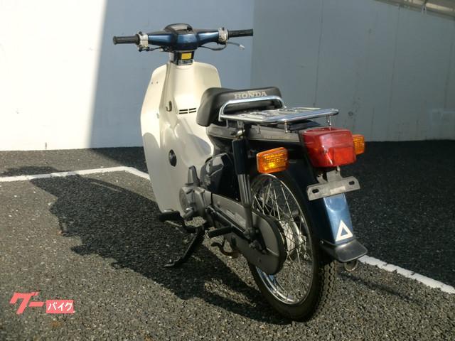 ホンダ スーパーカブ70カスタムの画像(岡山県