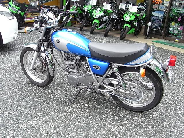 ヤマハ SR400 グーバイク鑑定車の画像(愛媛県