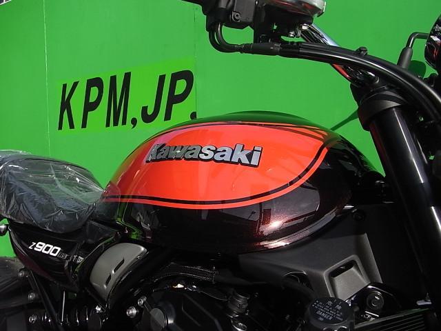 カワサキ Z900RSの画像(愛媛県
