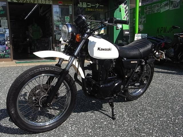 カワサキ 250TRの画像(愛媛県