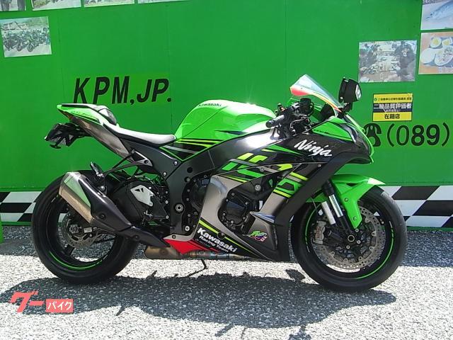 Ninja ZX−10R KRTエディション ワンオーナー