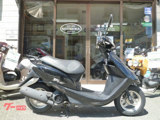 ホンダ Dio 4サイクル キャブレターモデル 新品タイヤの画像(愛媛県