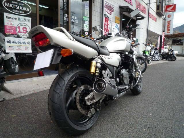 ヤマハ XJR1200 GooBike鑑定 エンジンガードの画像(愛媛県