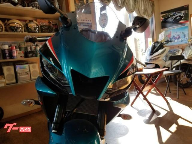 ヤマハ YZF-R25 ABS 2021モデルの画像(愛媛県