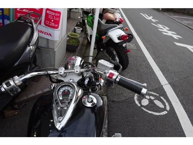 ヤマハ ドラッグスター400の画像(愛媛県