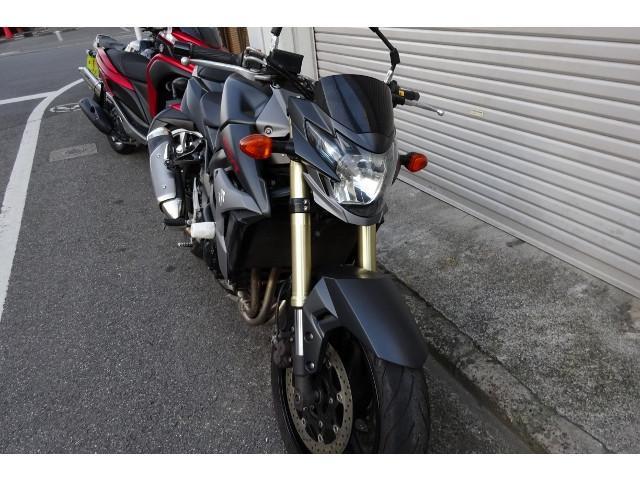 スズキ GSR750の画像(愛媛県