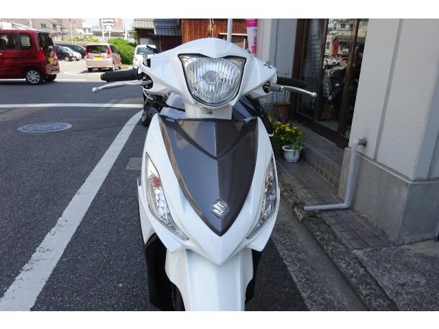 スズキ アドレス110の画像(愛媛県