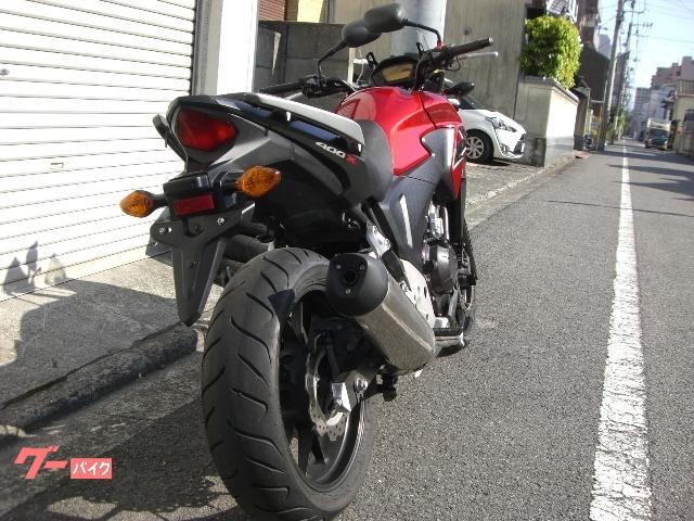 ホンダ 400Xの画像(愛媛県