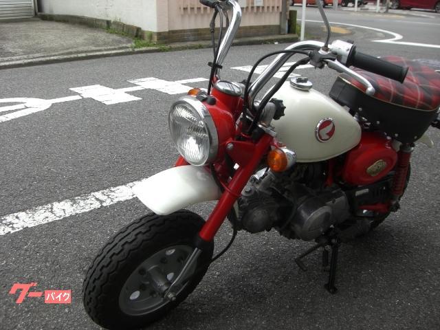ホンダ モンキーの画像(愛媛県