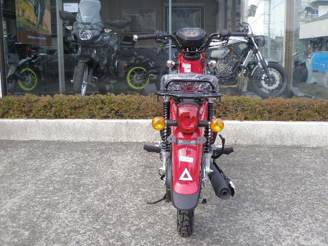 ホンダ クロスカブ110の画像(愛媛県