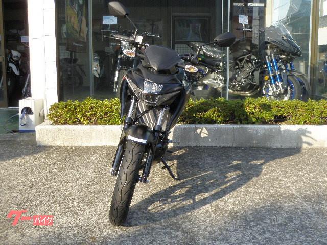 スズキ GSX-S125の画像(愛媛県