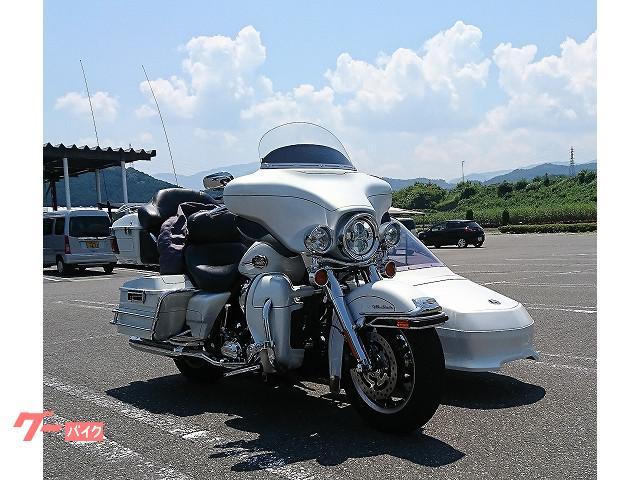HARLEY-DAVIDSON FLHTCU S/C エレクトラグライドウルトラクラシックサイドカーの画像(愛媛県