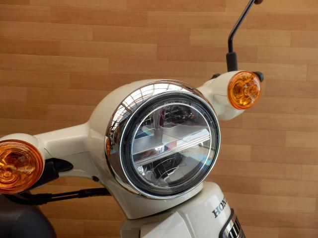 ホンダ スーパーカブ110 国内生産 LEDヘッドライトの画像(岡山県