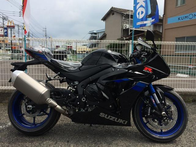 スズキ GSX-R1000R ABS 国内仕様 ETCの画像(岡山県