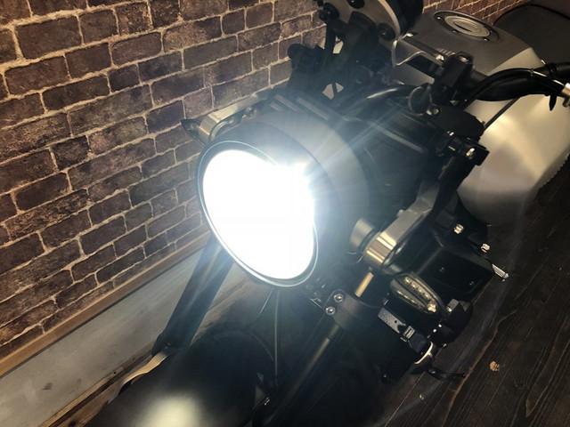 ヤマハ XSR900 ABS ETC LEDの画像(岡山県