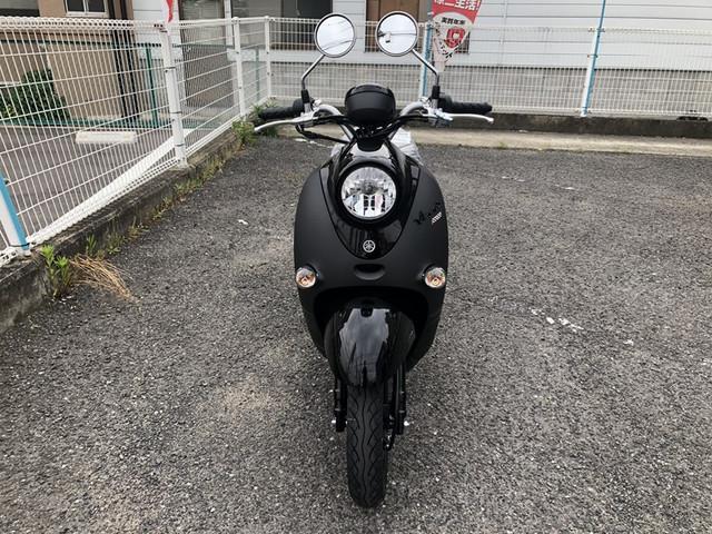 ヤマハ ビーノ 2018モデル 新型の画像(岡山県