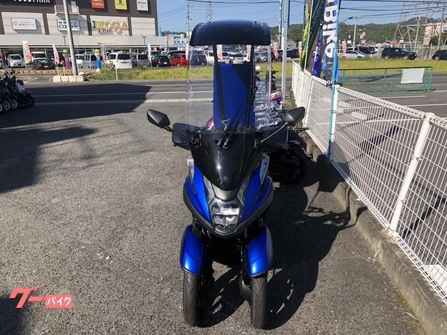 ヤマハ トリシティ155 ABS ルーフキット マフラーの画像(岡山県