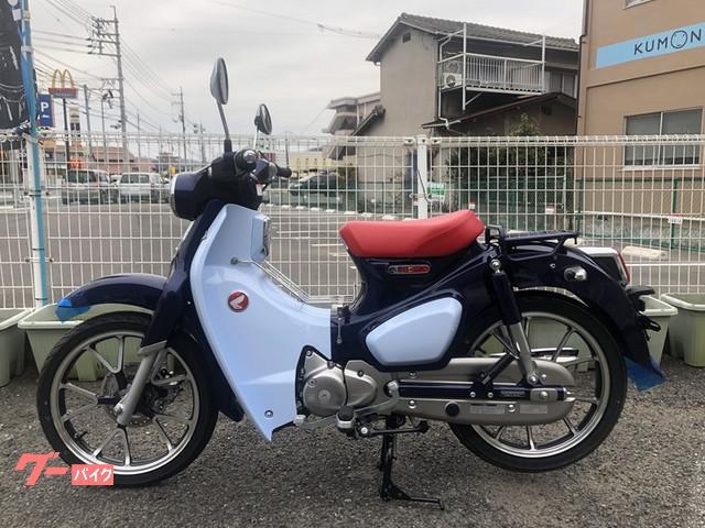 ホンダ スーパーカブC125 グリップヒーター ベトナムキャリアの画像(岡山県