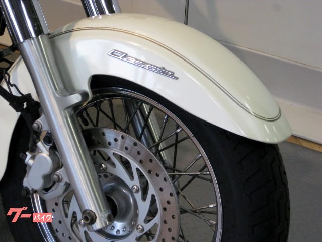 ヤマハ ドラッグスター400クラシック 別体型ETC スマートフォンホルダー バック金具の画像(広島県