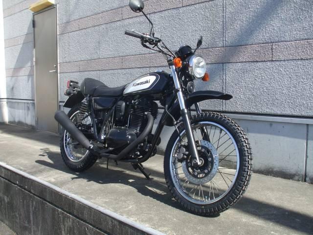 カワサキ 250TRの画像(香川県