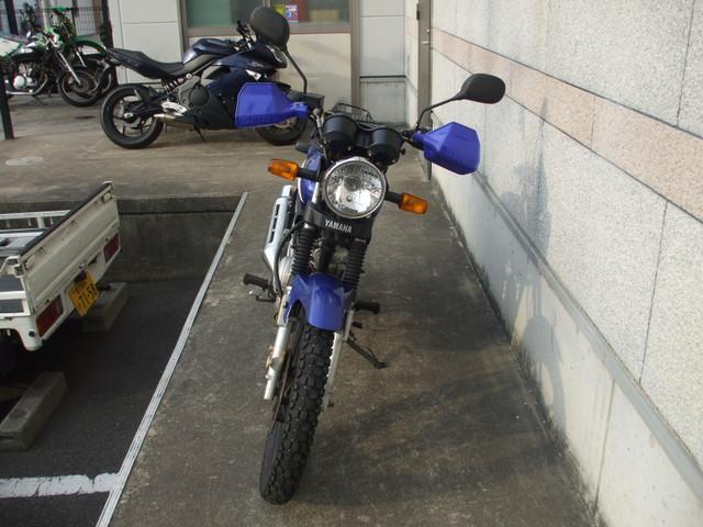 ヤマハ YBR125Gの画像(香川県