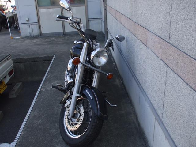 ヤマハ ドラッグスター400クラシックの画像(香川県