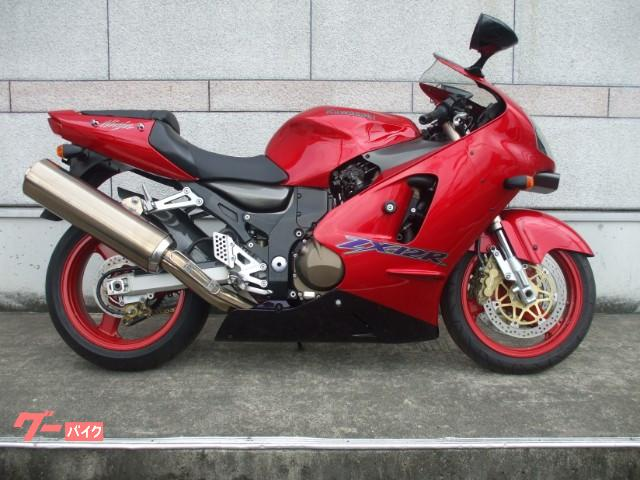 Ninja ZX−12R