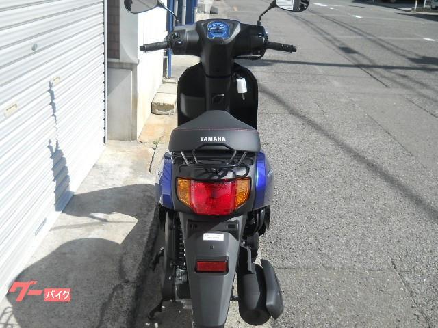 ヤマハ JOGデラックス 新車 現行モデル アイドリングストップの画像(徳島県